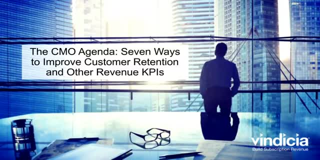 The CMO Agenda | 7 Ways to Improve Customer Retention and Other Revenue KPIs