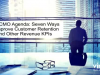The CMO Agenda   7 Ways to Improve Customer Retention and Other Revenue KPIs