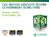 Old Mutual Absolute Return Government Bond Fund - monthly webcast, November 2015