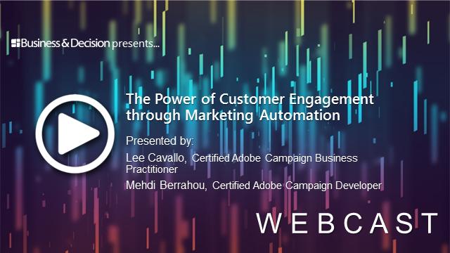 The Power of Customer Engagement through Marketing Automation
