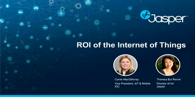 The ROI of IoT: Building a Business Case for an IoT Initiative