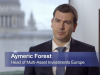 60 Seconds with Aymeric Forest