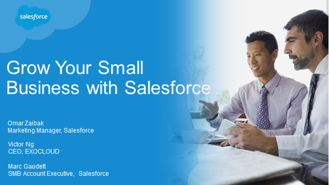 How A Small Canadian Business Grew Revenue by 258% with Salesforce