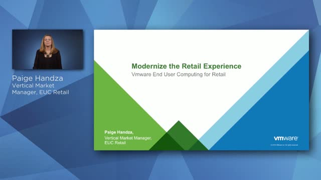 Modernize the Retail Experience
