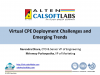 Virtual CPE Deployment Challenges and Emerging Trends