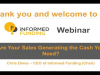 Are Your Sales Generating the Cash You Need?