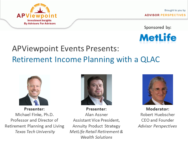 Retirement Income Planning with a QLAC