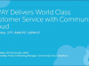 eWay Delivers World-Class Customer Service with Community Cloud