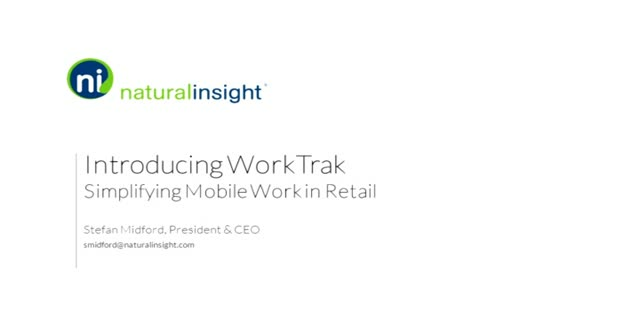 Simplify Mobile Work in Retail: An In-Depth Look at the WorkTrak App