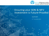Ensuring your SDN & NFV Investment is Future-Proofed