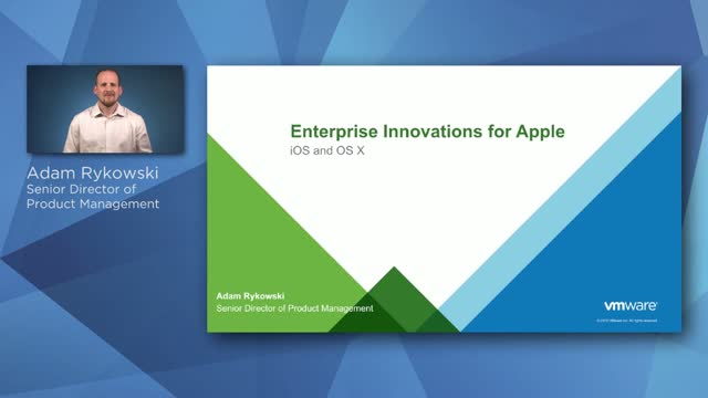Enterprise Innovations for Apple: iOS and OS X