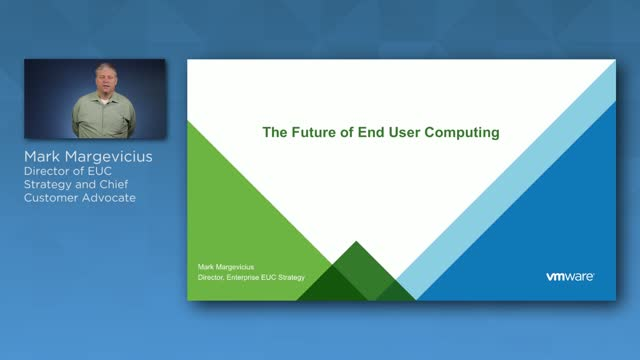 The Future of End-User Computing