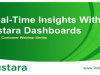 Real-Time Insights With Vistara Dashboards