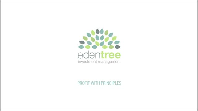 The EdenTree Amity Global Equity Income Fund for Charities
