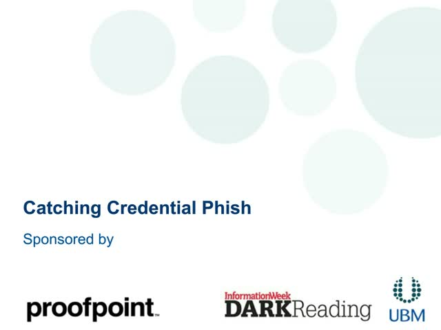Catching Credential Phish