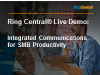 RingCentral Live: Integrated Communications build SMB Productivity