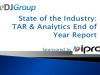 "EDRM webinar, ""State of the Industry: TAR & Analytics End of Year Report"""
