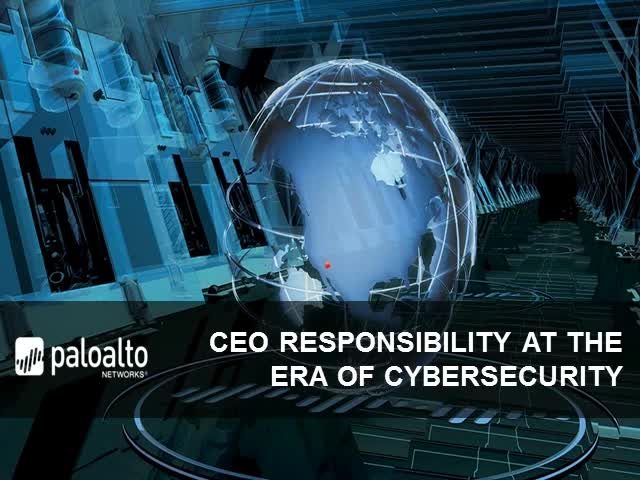 What Today's CEO Needs to Know to Prevent Breaches