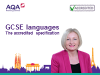 GCSE languages: the accredited specification