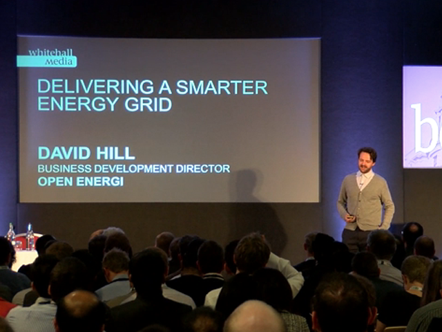 How is the Internet of Things delivering a smarter energy grid?