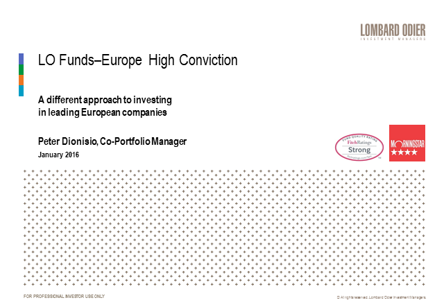 LO Funds-Europe High Conviction