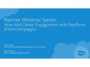 Partner Webinar Series: How AAA Drives Engagement with RealTime Email Campaigns