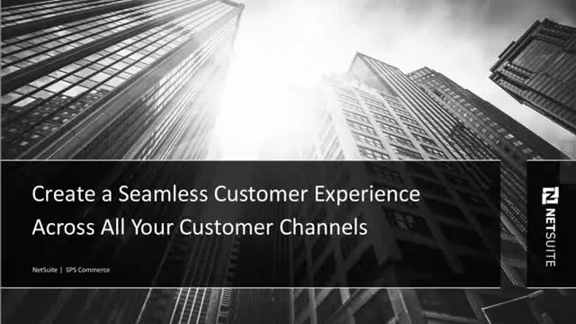 Create a Seamless Customer Experience Across All your Customer Channels