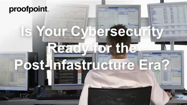 Is Your Cybersecurity Strategy Ready for the Post-Infrastructure Era?
