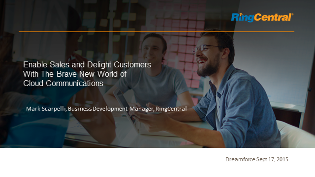 Enable Employees and Customers With The Brave New World of Cloud Communications