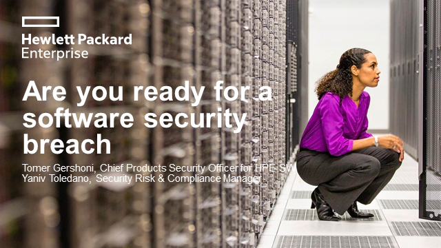 Are you ready for a software security breach