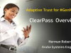 Aruba ClearPass Overview