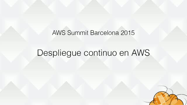 Despliegue continuo en AWS