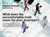 What does the uncomfortable truth mean for your business?