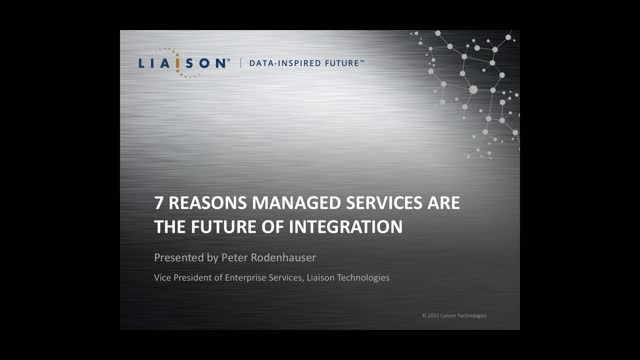 7 Reasons Managed Services are the Future of Integration