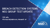Breach Detection Systems 2015 Group Test Update