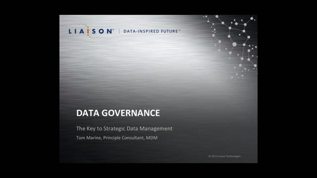 Data Governance: It's Time for Change, But How?