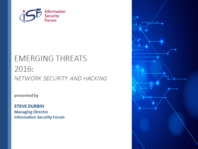 Network Security & Hacking