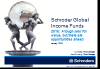 Schroders Global Dividend Maximiser & Global Equity Yield Portfolios