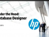 """""""Under the Hood"""" - Making Queries Run Faster with Database Designer"""