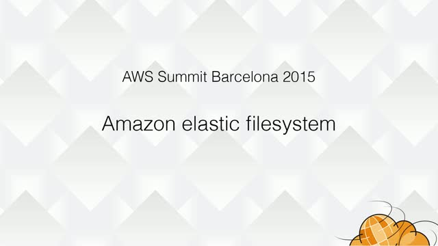 AWS Elastic FIles Systems