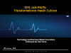 2016 Asia Pacific Transformational Health Outlook