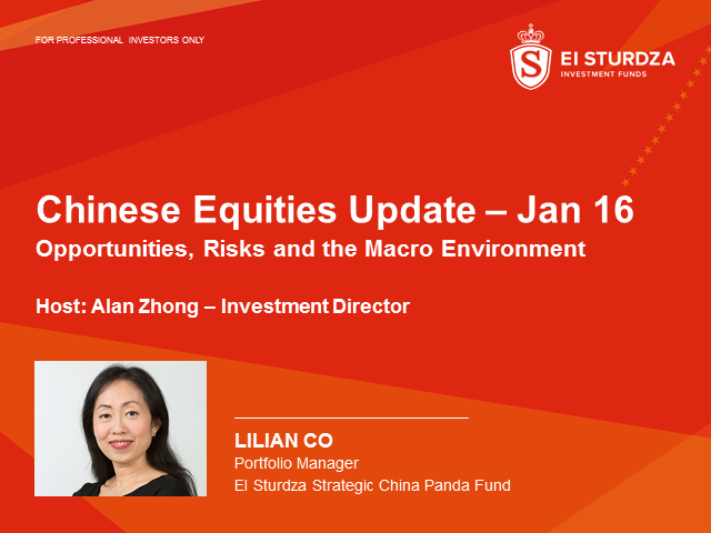 Strategic China Panda Fund - Market & Fund update 2016