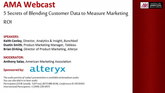 5 Secrets of Blending Customer Data to Measure Program ROI