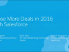 Close More Deals in 2016 with Salesforce