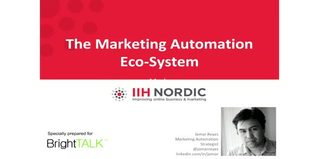 The  Marketing Automation Ecosystem