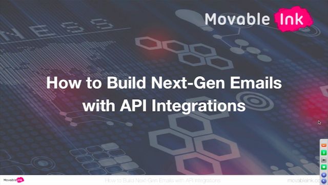 How to Build Next-Gen Emails with API Integrations