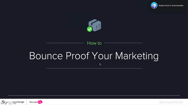 How to Bounce Proof Your Marketing