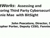 How The CISO For Fannie Mae Monitors The Security Of Third Parties