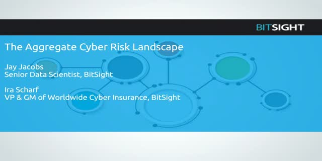 The Aggregate Cyber Risk Landscape