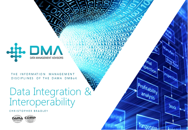 The new DMBOK 2 discipline of Data Integration